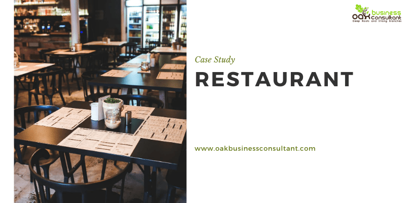 Case Study for Restaurants