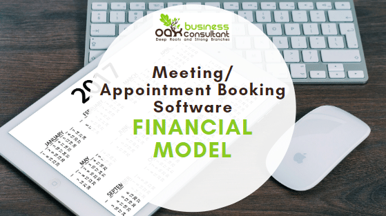 Meeting or Appointment Booking Software Financial Model
