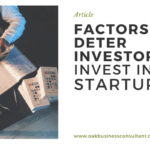 Factors that deter Investors to Invest in your Startups