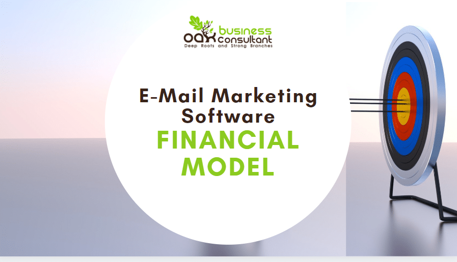 E-mail Marketing Software Financial Model