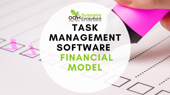 Task Management Software Financial Model for Startups