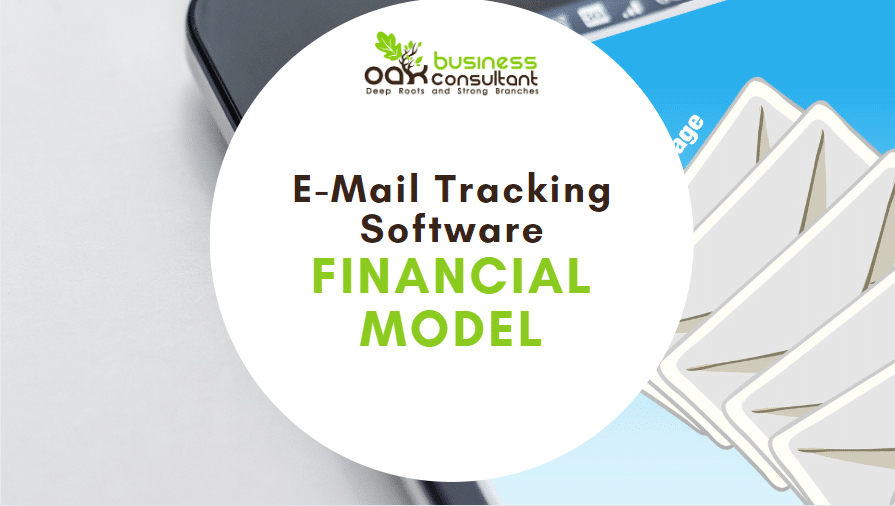 E-mail Tracking Software Financial Model
