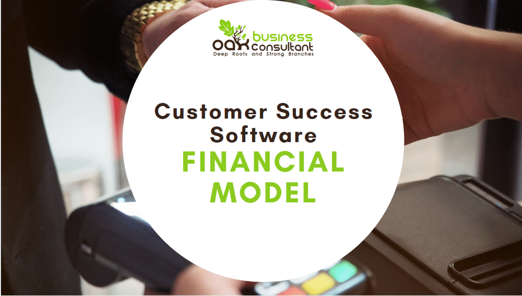 Customer Success Software Financial Model