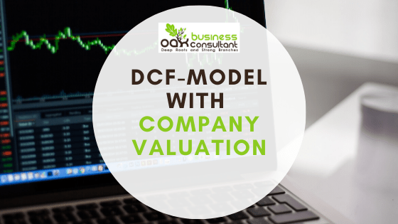 DCF Model with Company Valuation