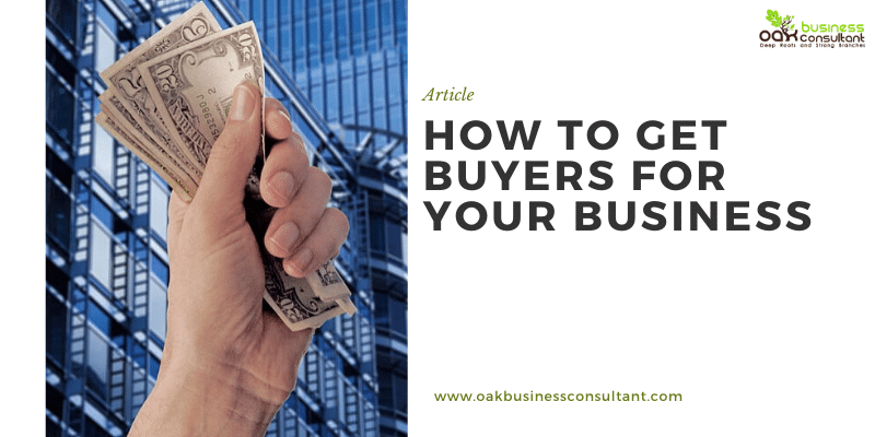 How_to_get_buyers_for_business?