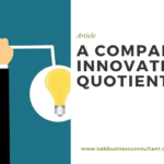 A Company's Innovation Quotient (IQ)