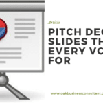 Pitch Deck Slides that every VC looks for