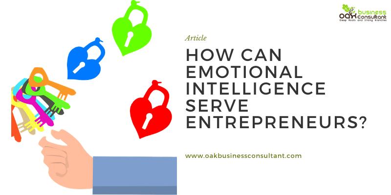 How can emotional intelligence serve entrepreneurs?
