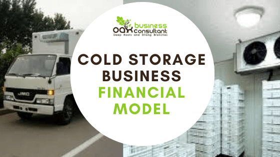 Cold Storage Business Cover Image