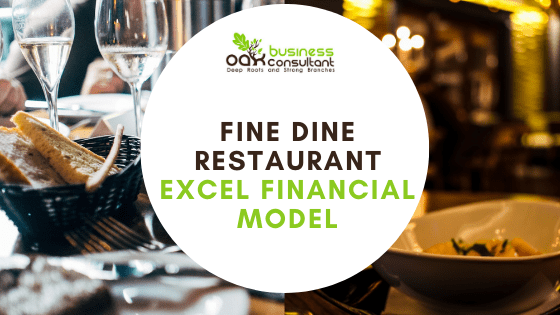 Restaurant_Fine_Dine_Financial_Model_cover_photo