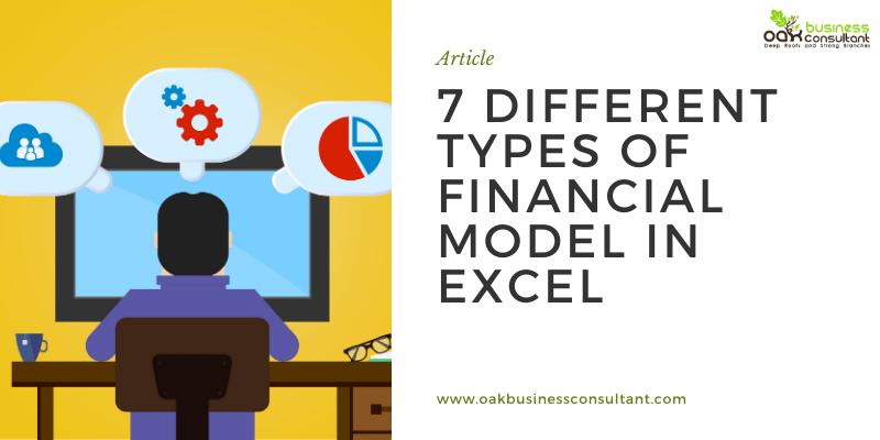 financial model in excel