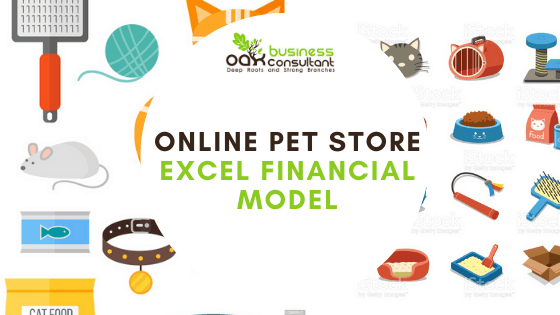 Online pet store Cover Photo