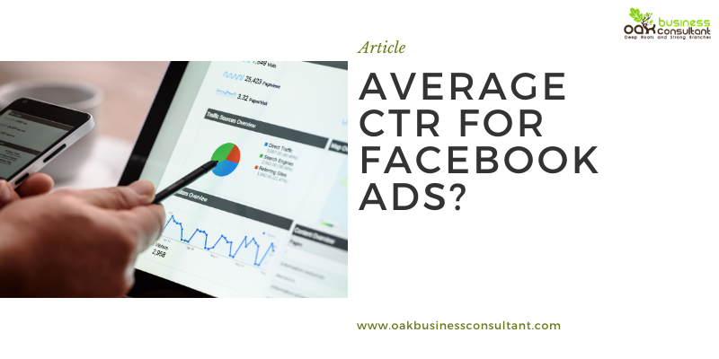 Average CTR for Facebook Ads?