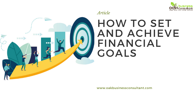 How to set Financial Goal