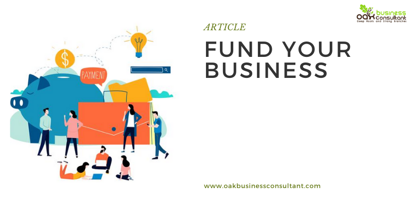 Fund your business