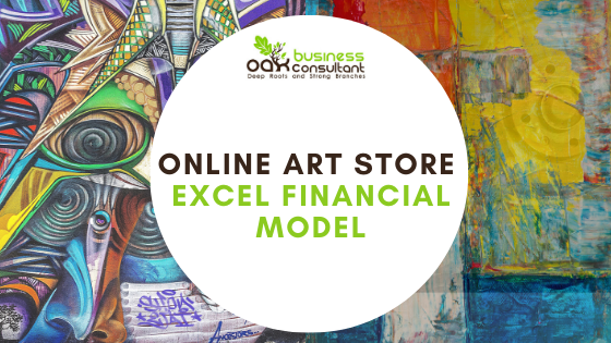 Online Art store Cover Photo