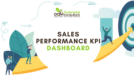 SALES PERFORMANCE KPI DASHBOARD