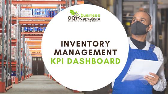 Inventory Management KPI Dashboard