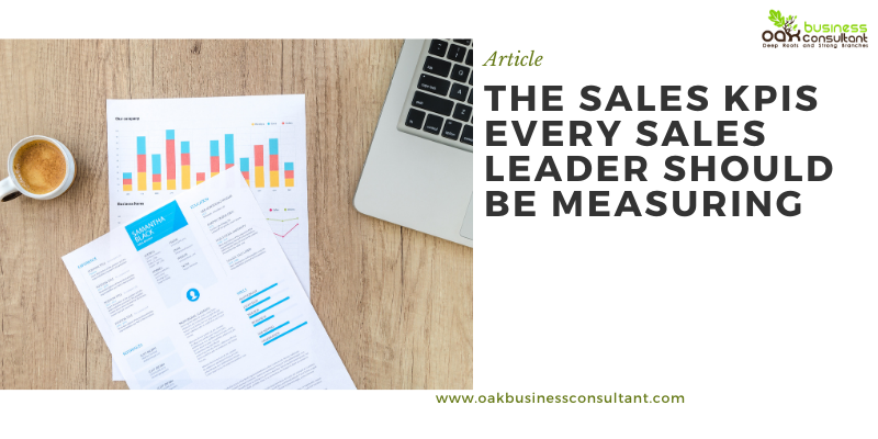 Sales KPIs Every Sales Leader Should be Measuring