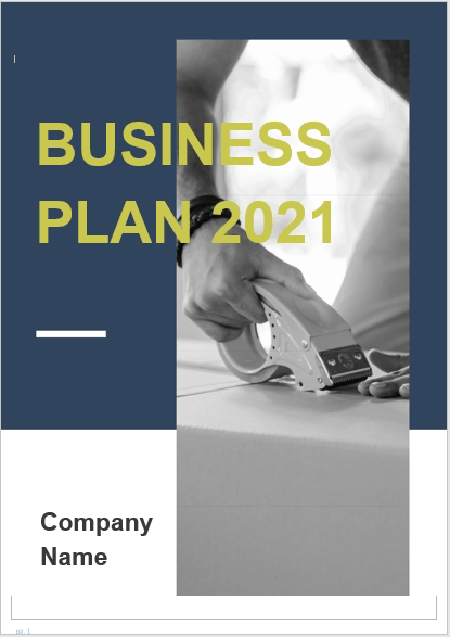 Courier Service - Business Plan
