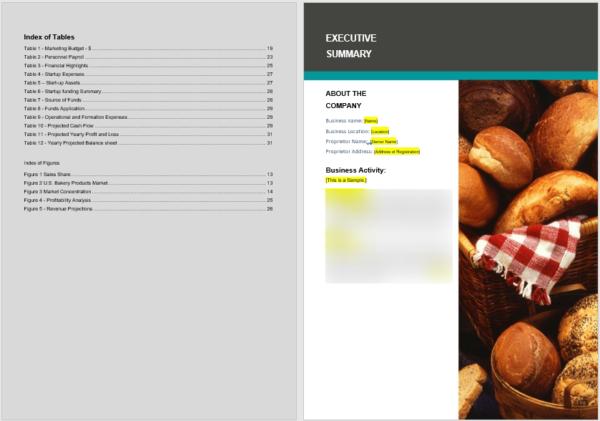 Online Bakery Business
