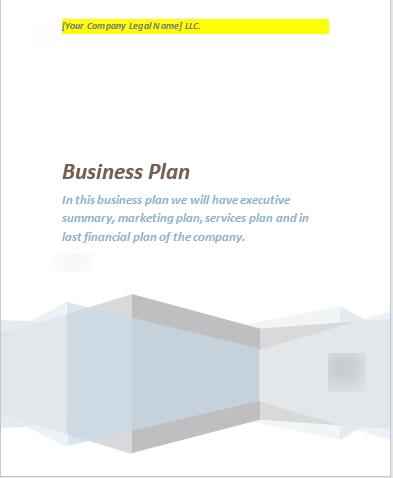 Online Marketing Services Business Plan 1