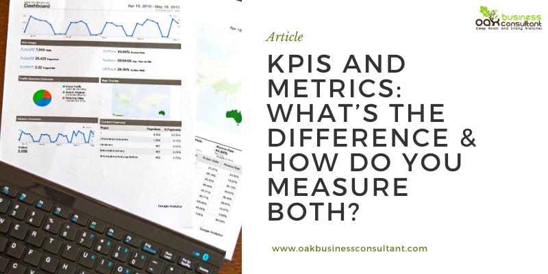 KPIs and Metrics