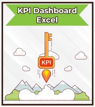 KPI Dashboard Excel
