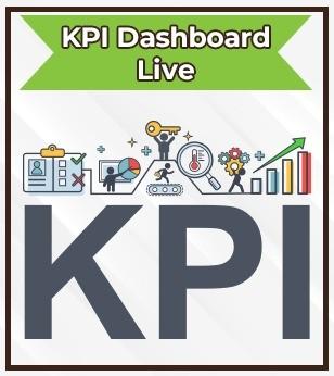 KPI Dashboard Live