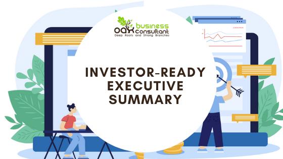 Investor Ready Executive Summary