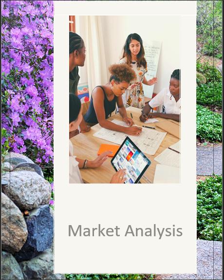 Landscape Business Plan Market Projection