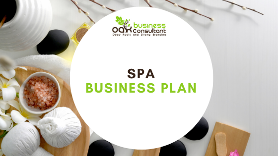 Spa Business Plan Cover