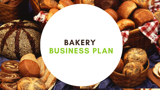 bakery business plan cover photo