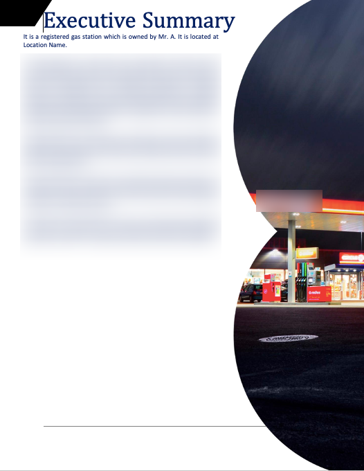 Gas-station-Business-plan-summary