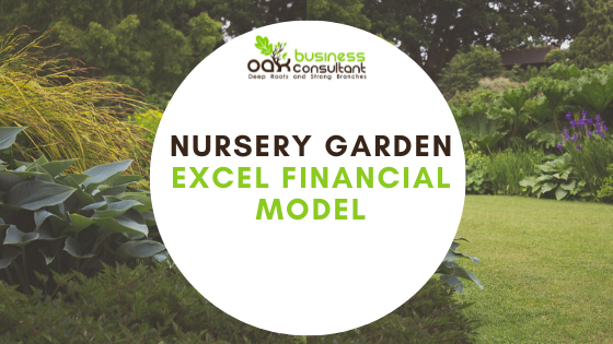 Nursery Garden Financial Model Yearly Income statement