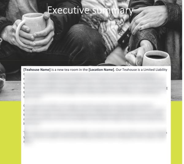 TeaRoom-Business-Plan-executive-summary