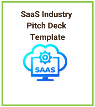 SaaS Pitch Deck Template