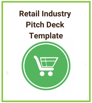 Retail Industry Pitch Deck Template