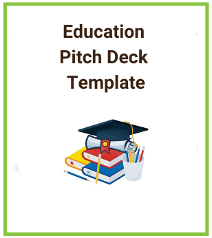 Education Pitch Deck Template